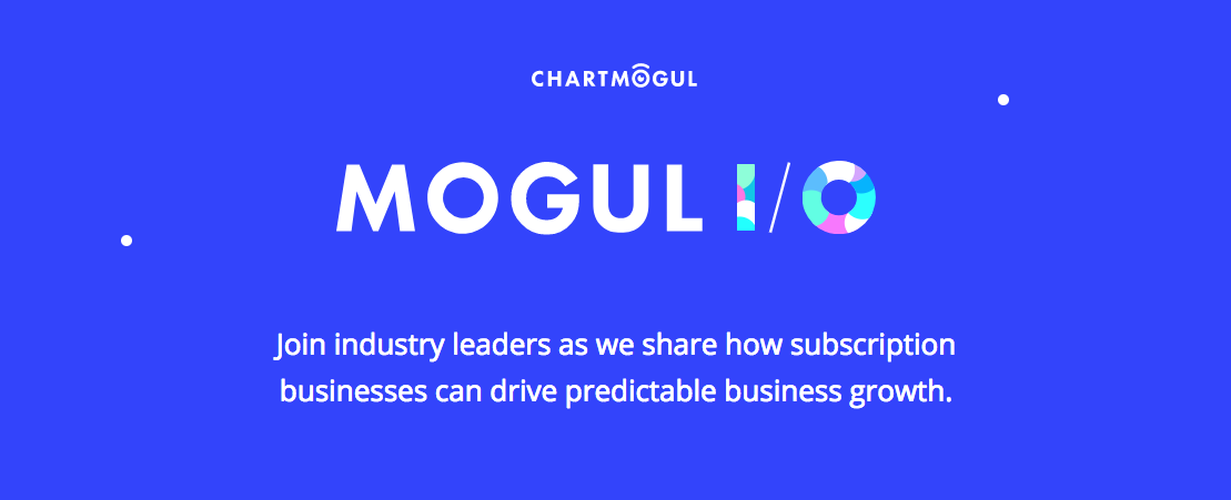 Enjoyable Join Us And Chartmogul On April 18Th For Mogul I O In New Lamtechconsult Wood Chair Design Ideas Lamtechconsultcom