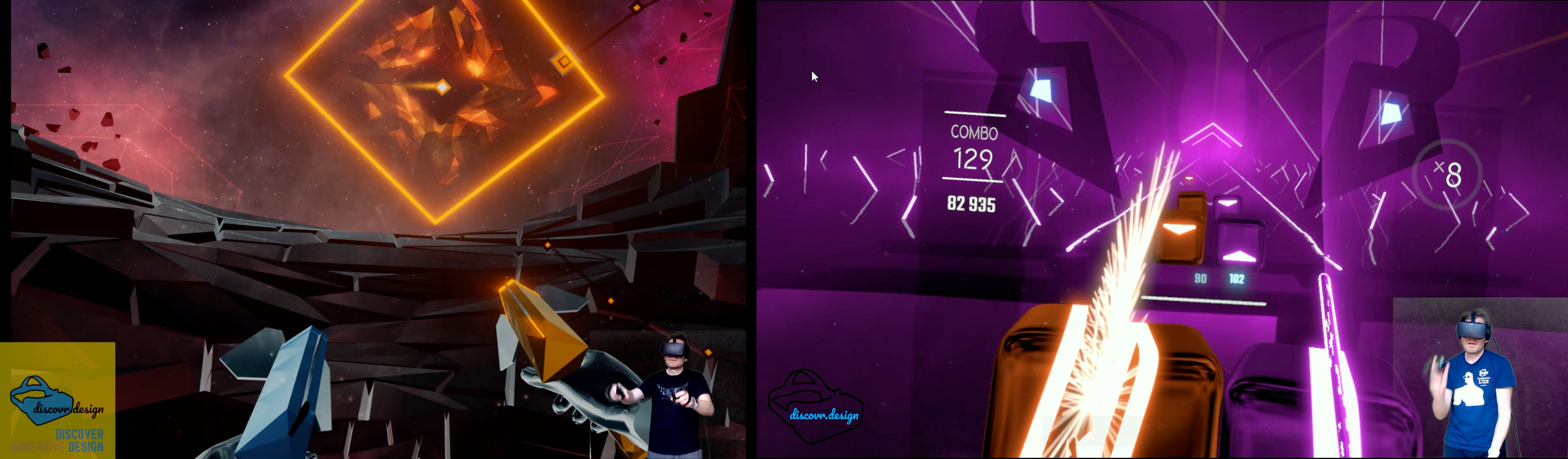 Five Design Learnings From Comparing Beat Saber To Its Competition By Aki Jarvinen Virtual Reality Pop That i can make your hands clap. comparing beat saber to its competition
