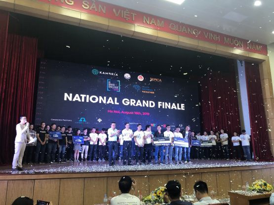 Vietnam AI Grand Challenge National Grand Finale Champion