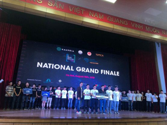 Vietnam AI Grand Challenge First Runner Up Voicebot
