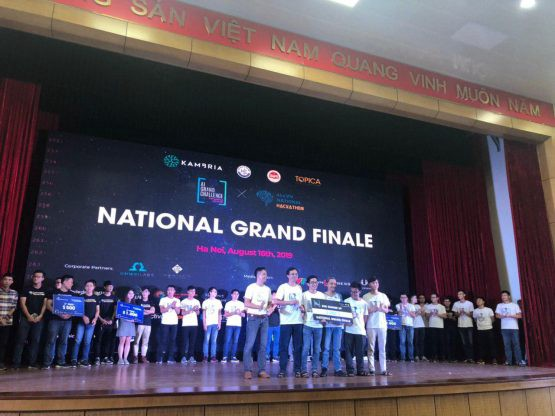 Vietnam AI Grand Challenge Second Runner Up Father Life