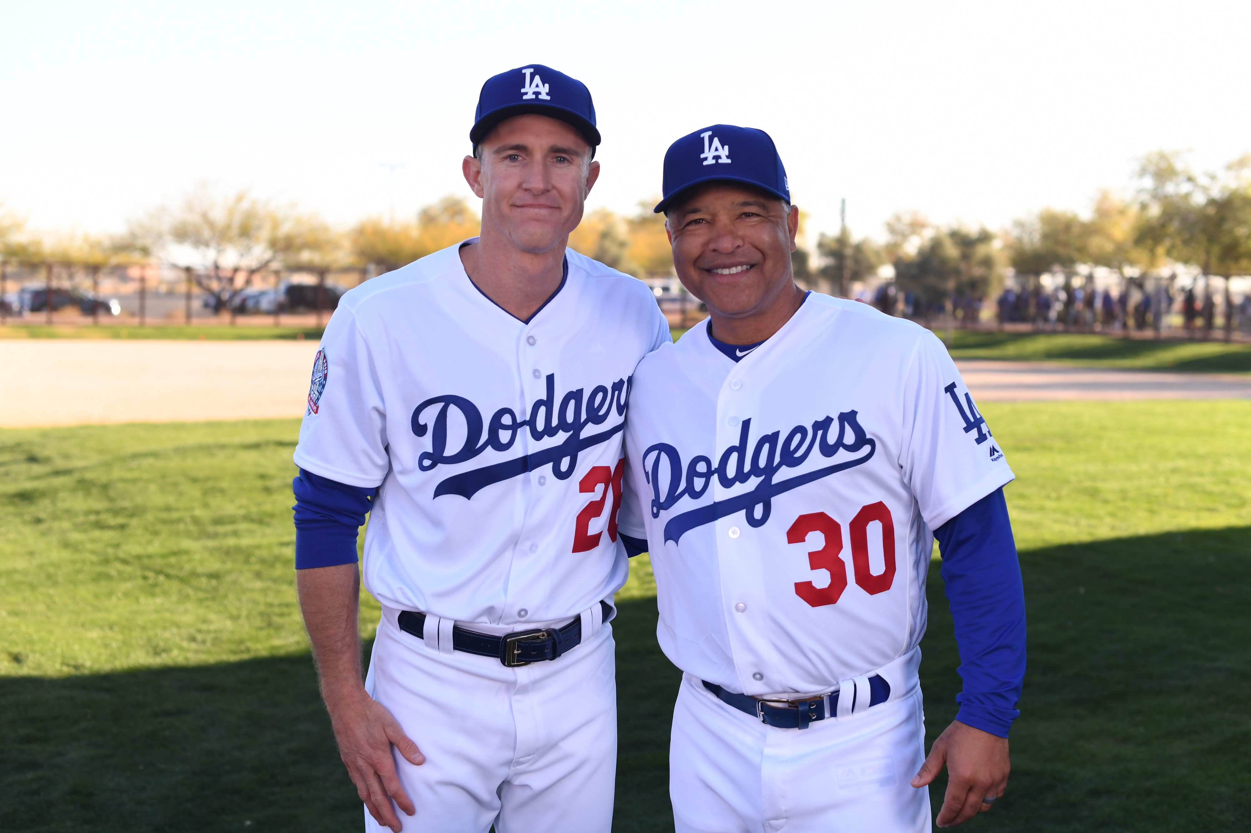 super popular ef45d a2b26 Utley reflects on time as a Bruin ahead of Dodgers' UCLA Night