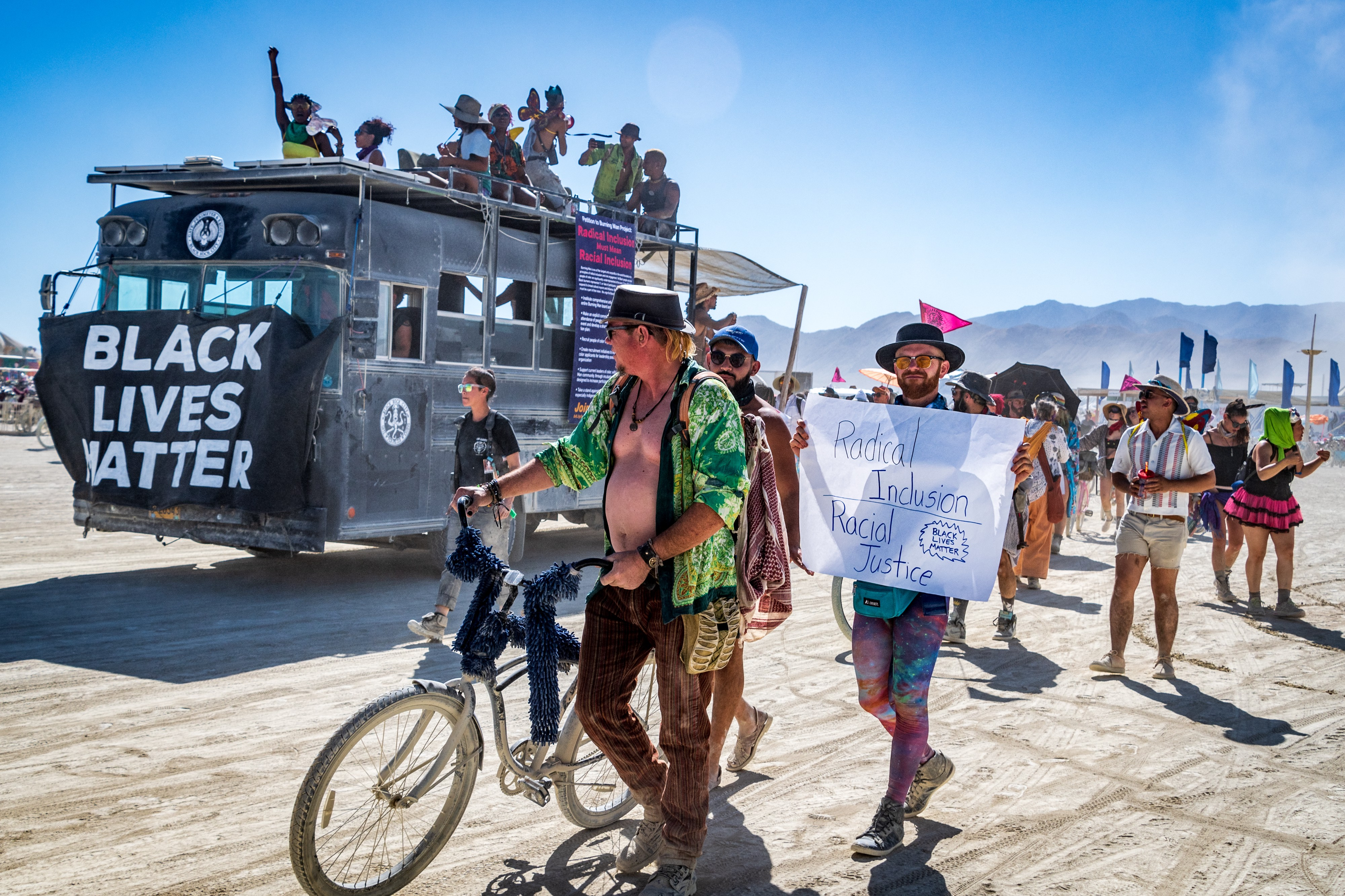 20 Epic Photos From Burning Man 2017 That Prove Its The