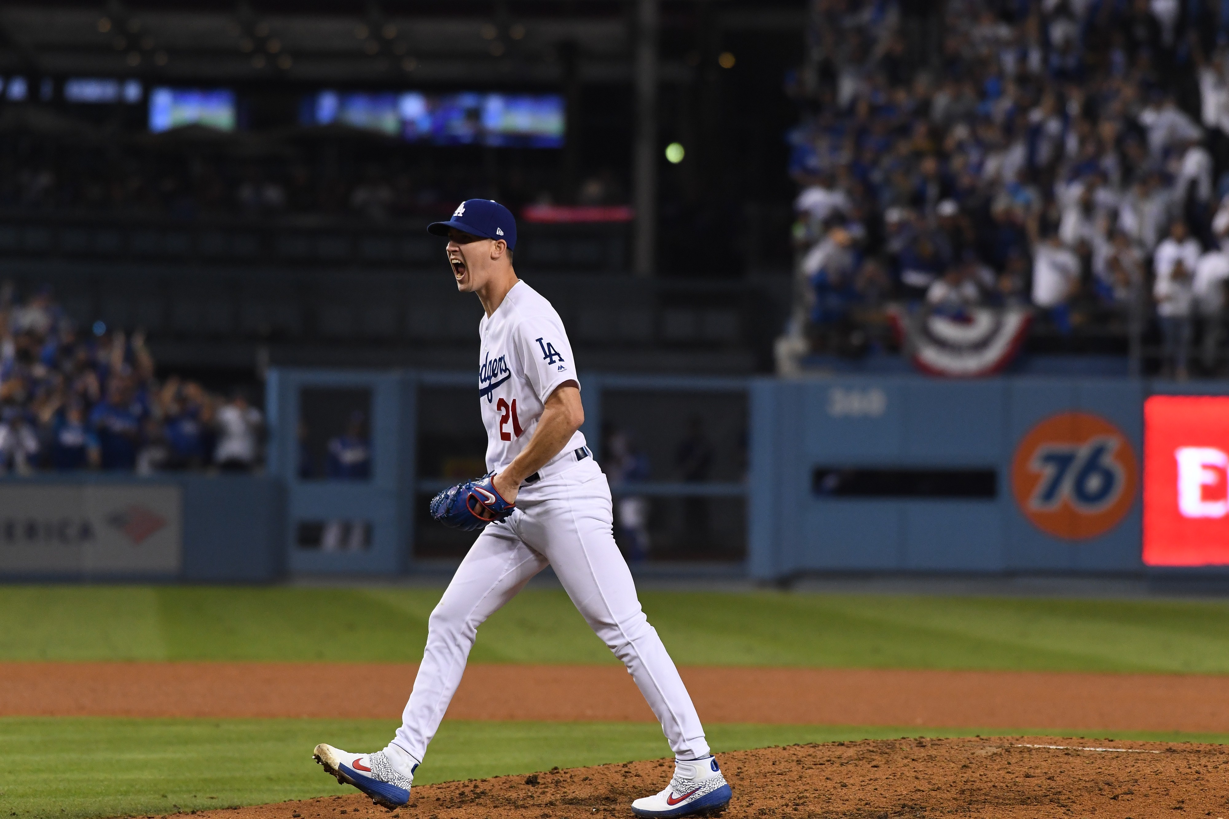 Walker Buehler helping sports bettors cover the spread and total.