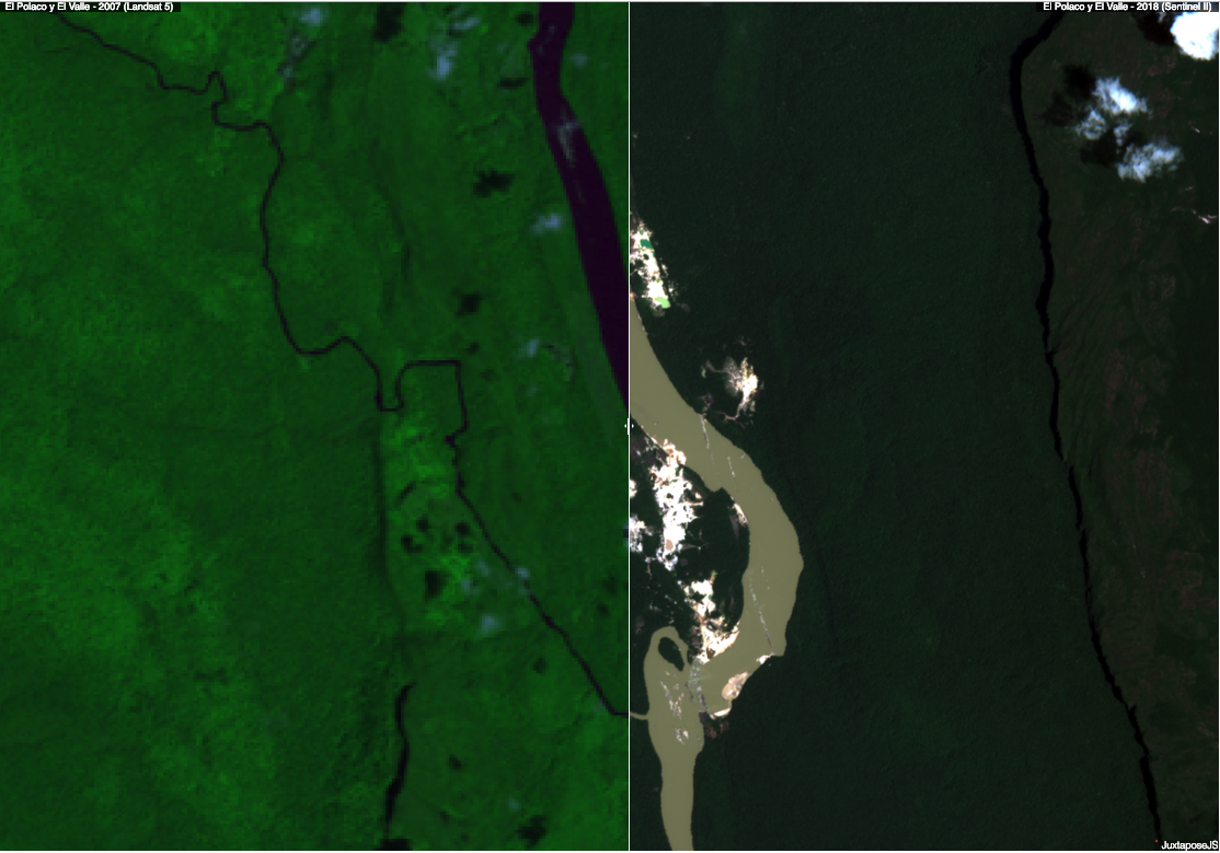 Creating Transparency: How satellite imagery brought