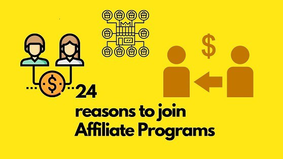 Reasons to Join Affiliate Programs