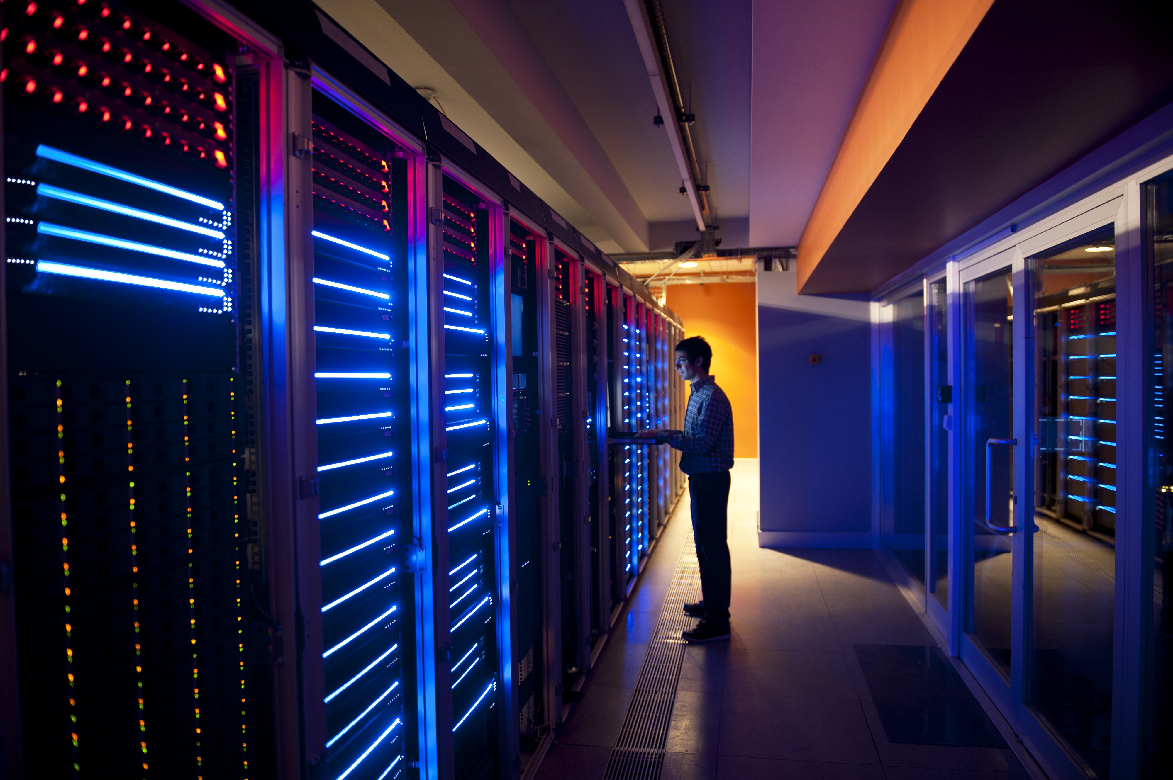 Ensuring End-user Privacy and Data Security for Machine