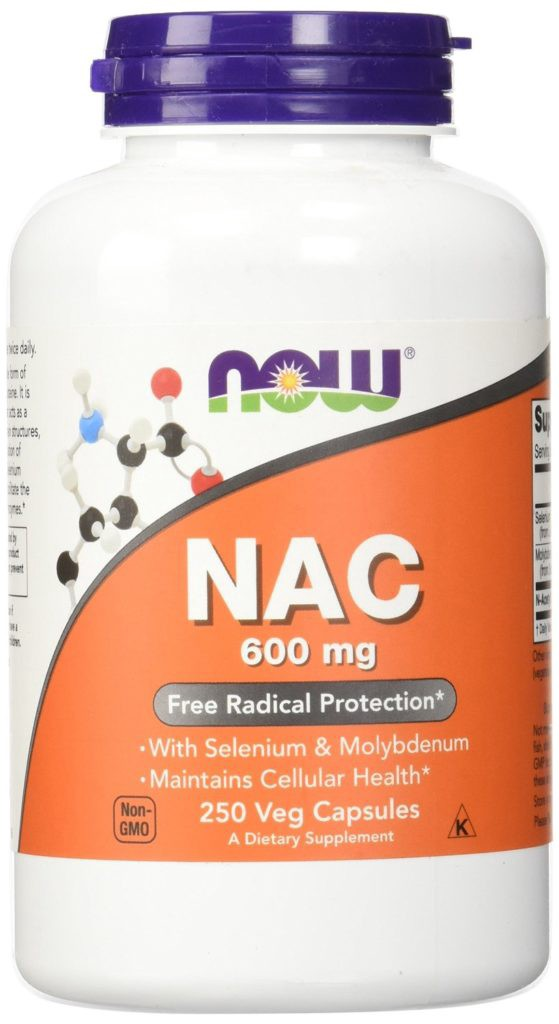 n acetyl cysteine Hangover — NAC for Liver