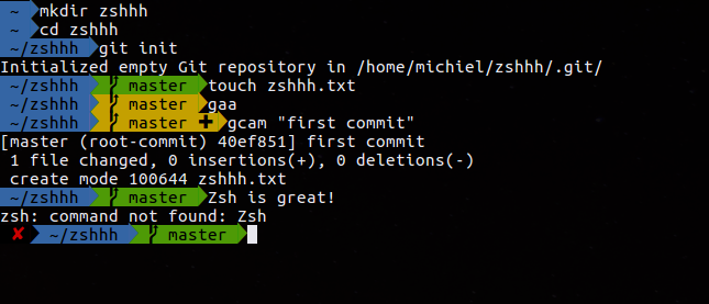 Oh-My-Zsh! A Work of CLI Magic — Tutorial for Ubuntu