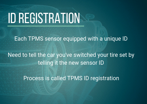 What is TPMS ID registration? - Carista Blog