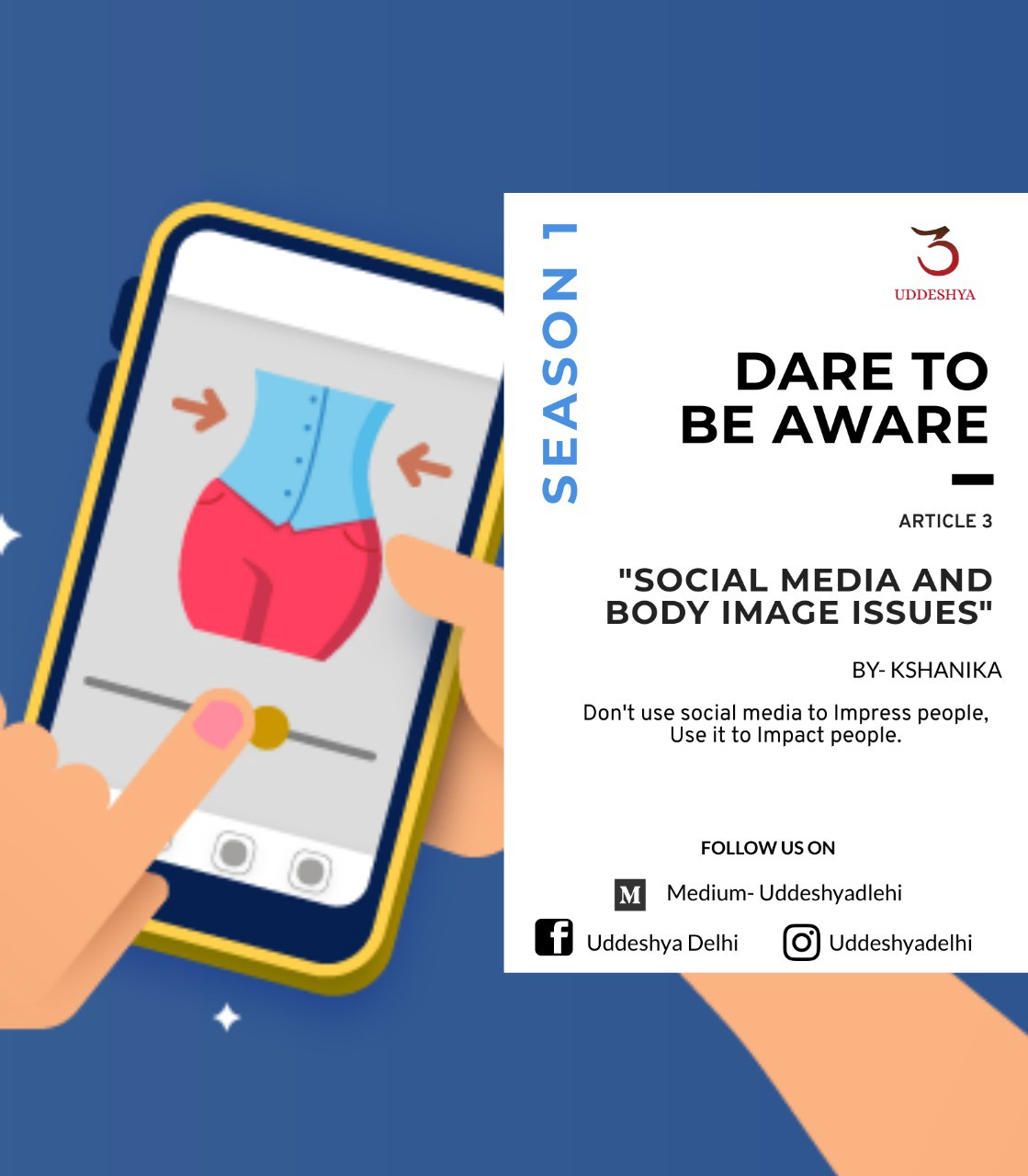 SOCIAL MEDIA AND BODY IMAGE ISSUES The dawn of the twenty ...