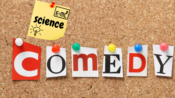 Science Comedy Header