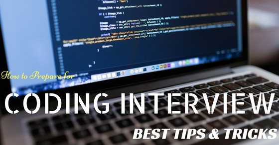 Part 2: How to prepare for your next coding interview?