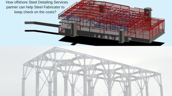 How offshore Structural Steel Detailing Services partner can