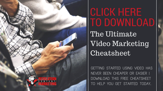 The ultimate video marketing cheatsheet