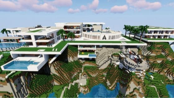 13 Minecraft House Ideas Used By Sky Does Minecraft By Shivam Kumar Medium