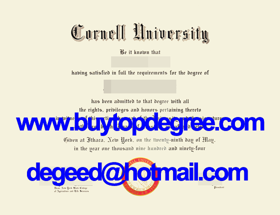 How to Buy Diploma from Cornell University Buy Cornell