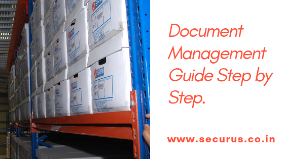Records Management Guide For Beginners  - Securus Records Management