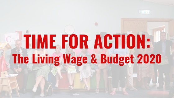 Early Childhood Education And Care Ecec >> Call To Action The Living Wage Budget 2020 Siptu Big Start Medium