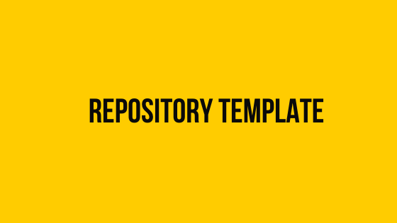 repository-template