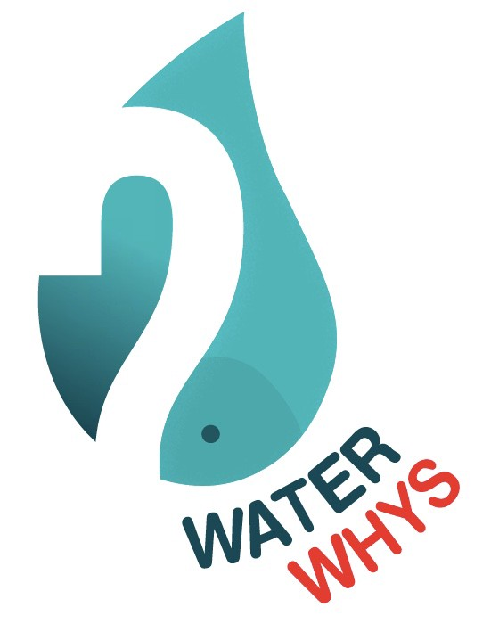 Water Whys Logo—Design A Digital Product For Sustainability by Paul Myers