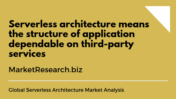 Serverless Approach and Microservices Are An Evolving