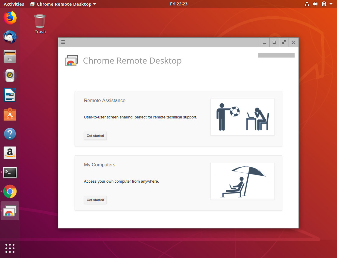 How to Install Chrome Remote Desktop on Ubuntu 18 04