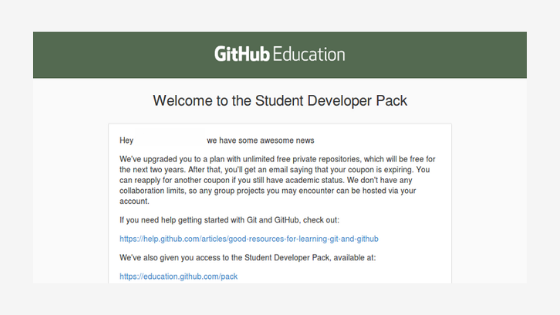 How To Avail Github Student Pack