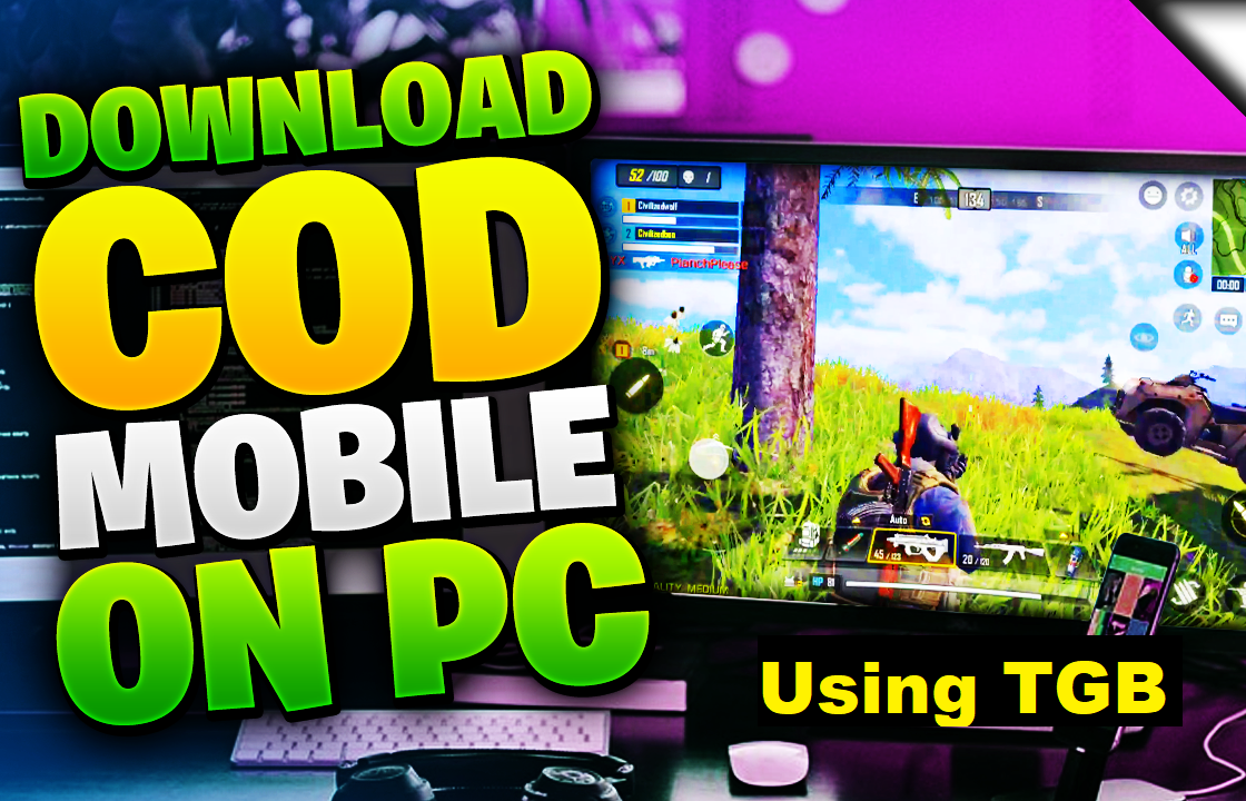 How to Play Call of Duty Mobile on PC? - PUBG Mobile Update