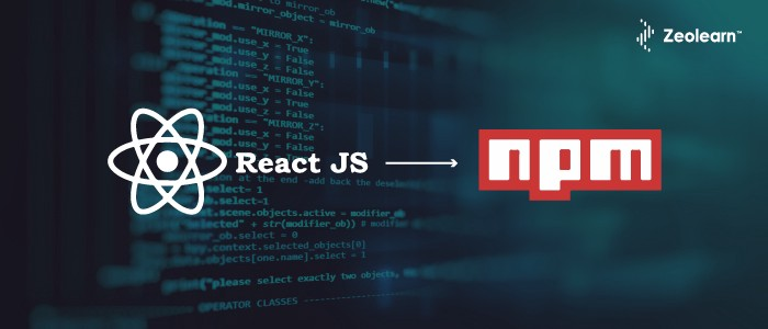 install react with npm