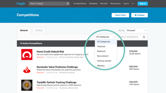 A Beginners Guide to Kaggle Competitions - Cambridge Spark