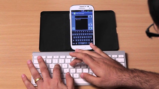 How to Create Custom Shortcuts with Bluetooth Keyboard on