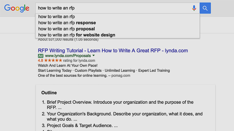 Your RFP Is Ruining Your Digital Project - Neil Sniffen - Medium