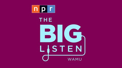 It's a podcast about podcasts: The Big Listen from NPR