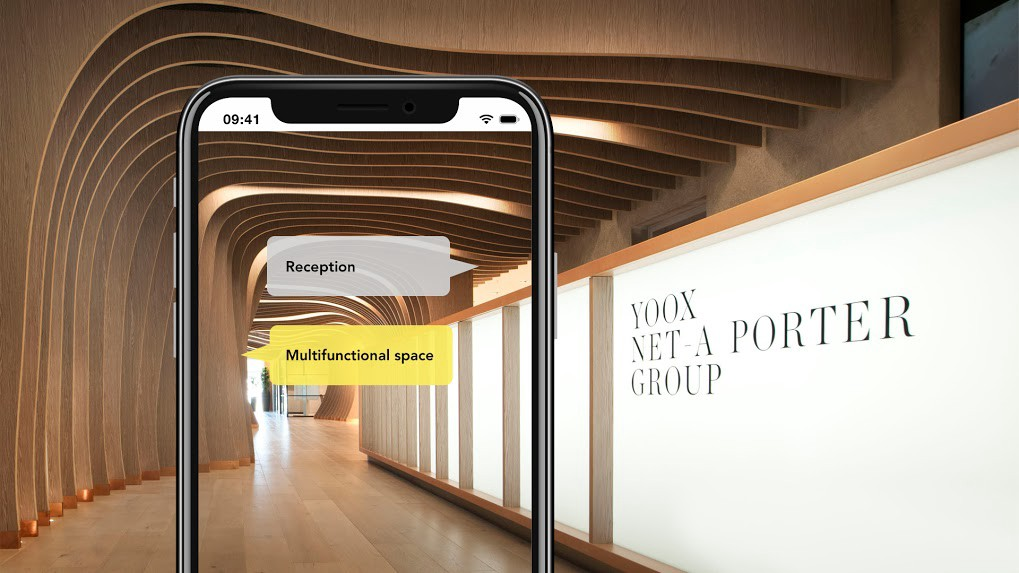 a2a812e98 Augmented Reality reveals new dimension for luxury retail