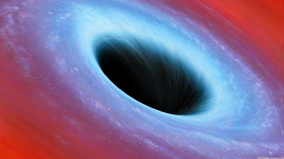 What Would You See As You Fell Into A Black Hole? - Starts