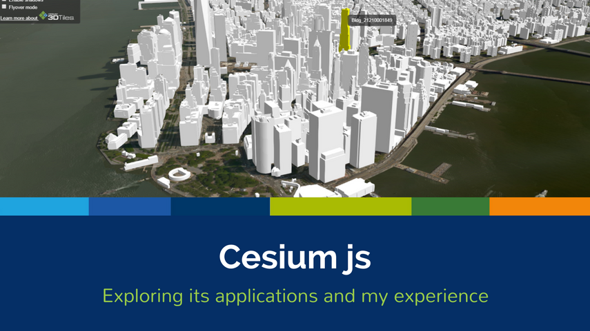 The Joys of Cesiumjs - Spatial Vision - Medium