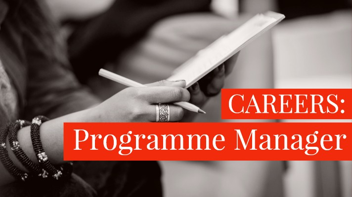 Engagement and Communications Programme Manager, Cape Town
