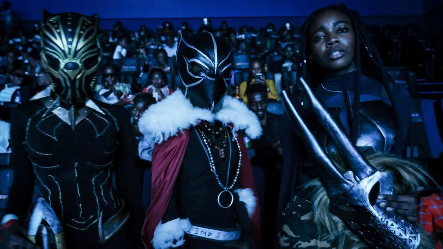 Black Panther is one of the most important cultural moments