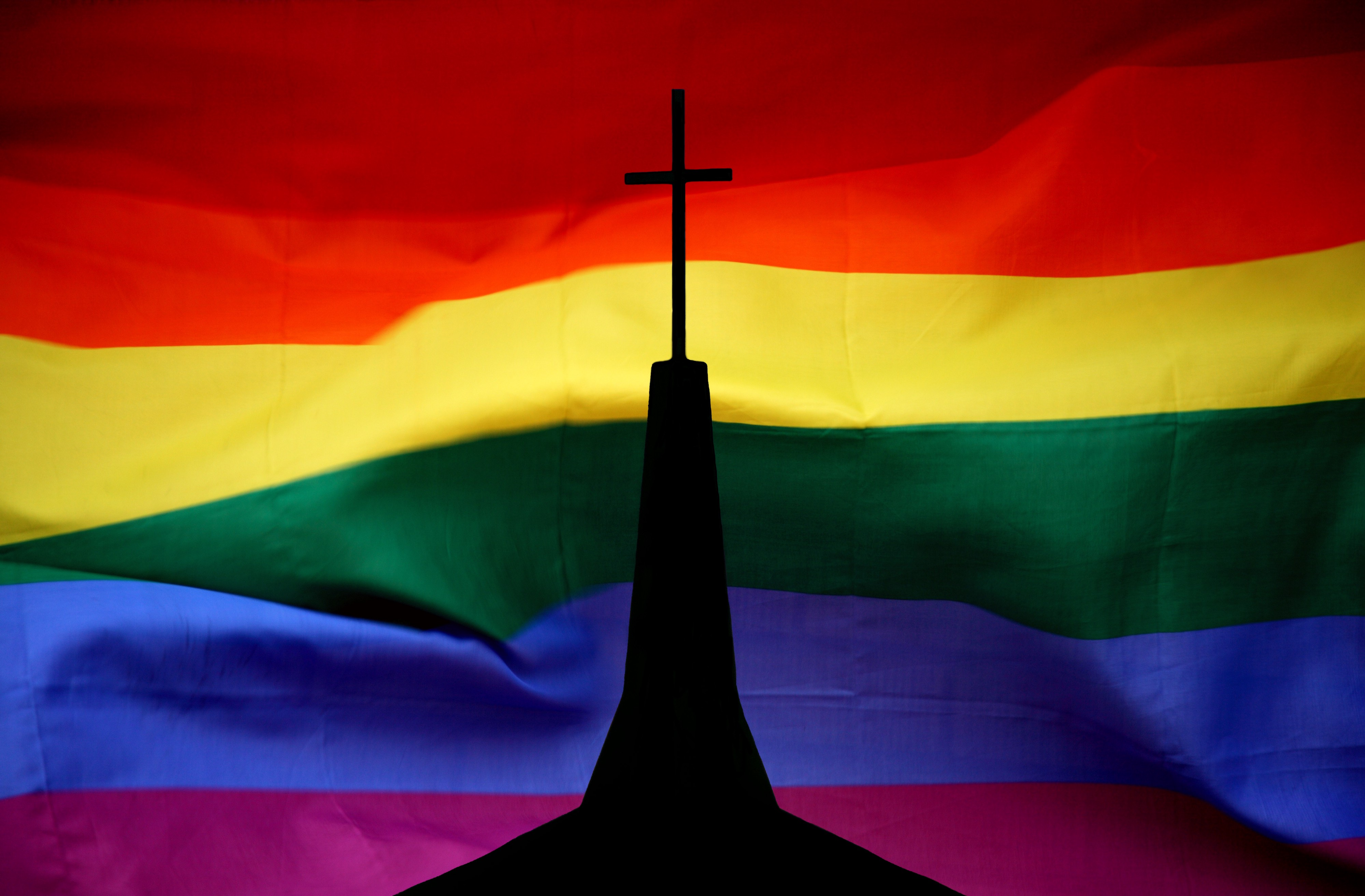 Jesus would have marched in Pride - Bull Moose - Medium
