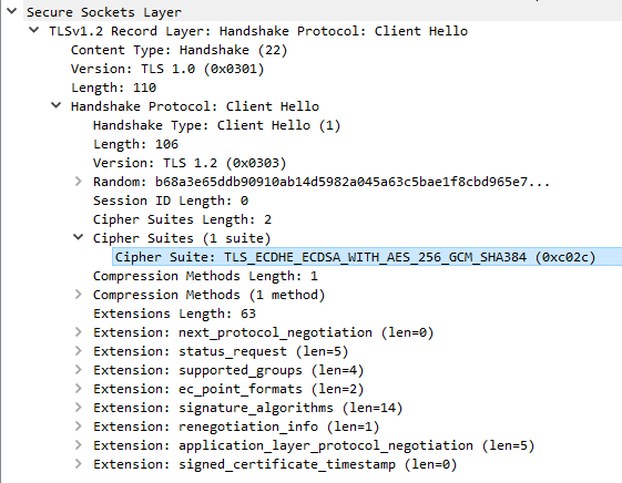 TLS Fingerprinting with JA3 and JA3S - Salesforce Engineering