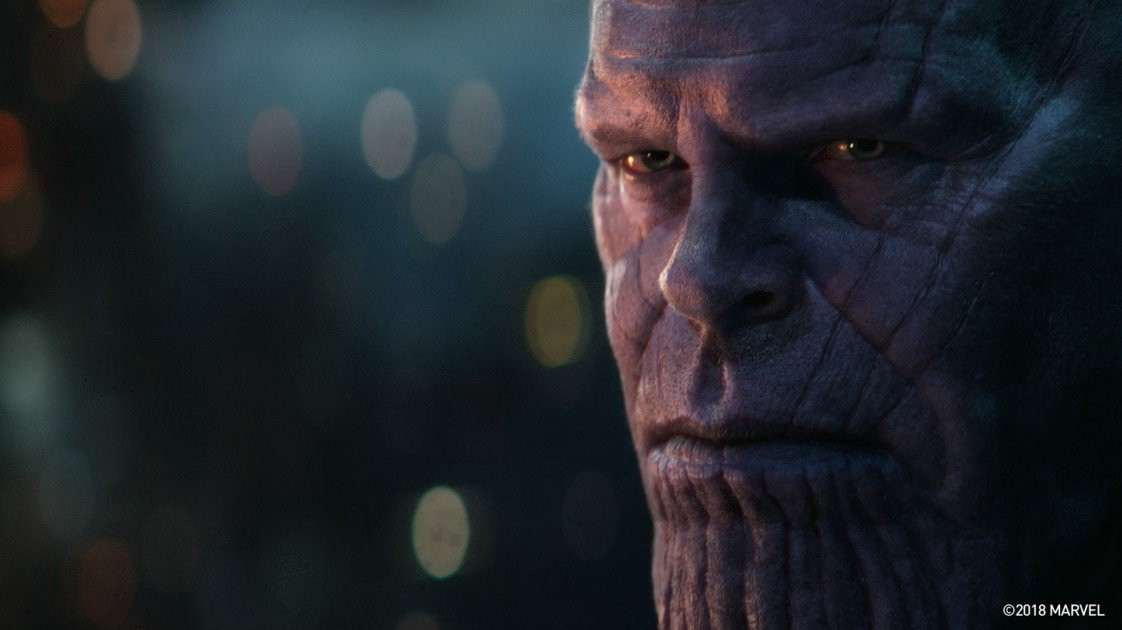How (Avengers - Infinity War) took CGI characters to the