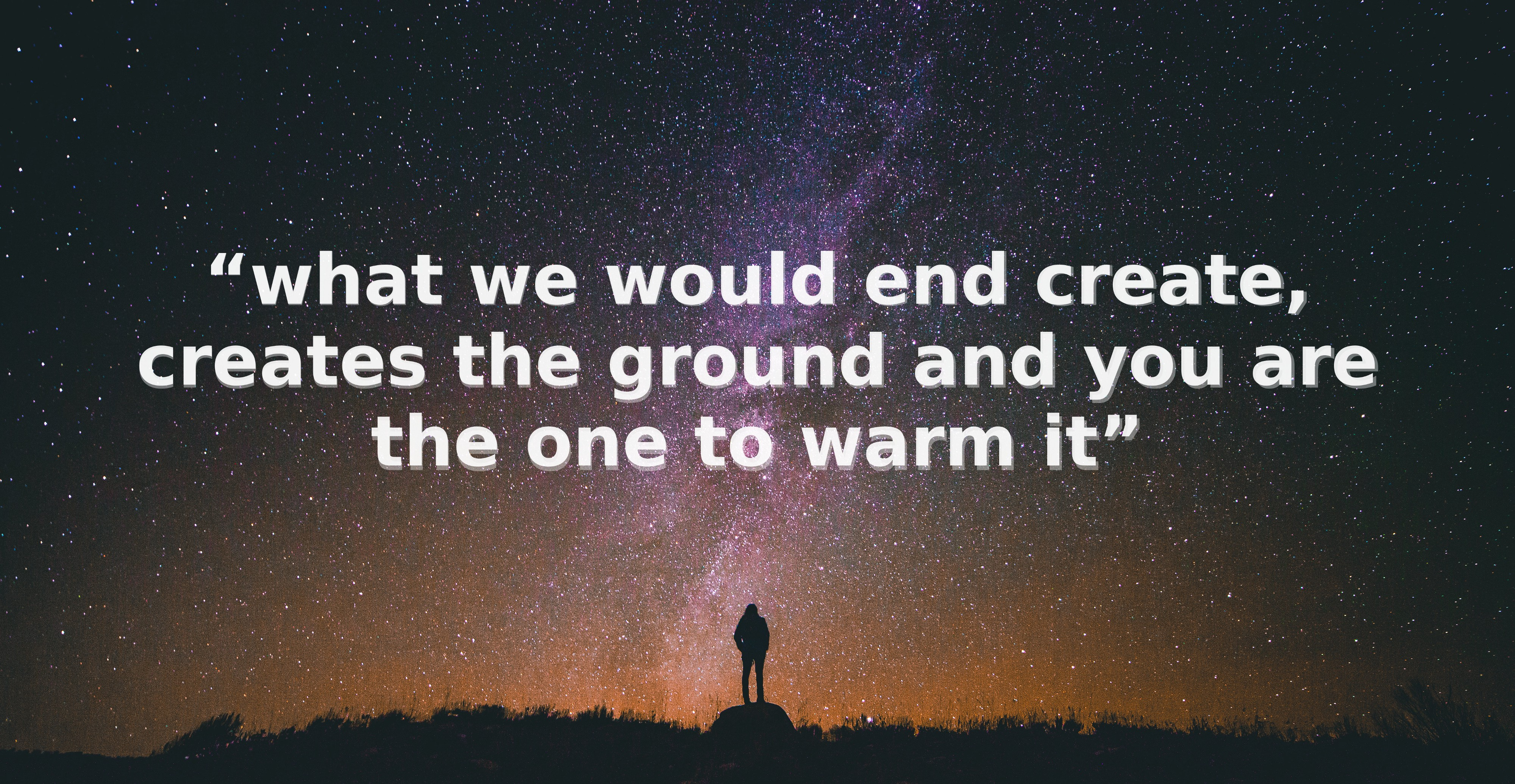 How I generated inspirational quotes with less than 20 lines