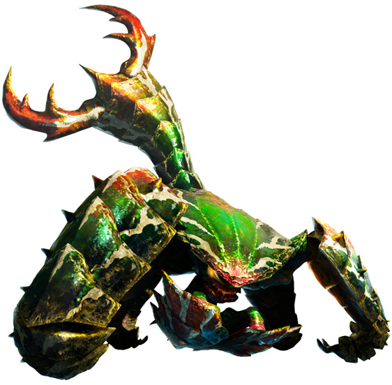 10 Monsters I Love From Old Monster Hunter Games By Chief Medium