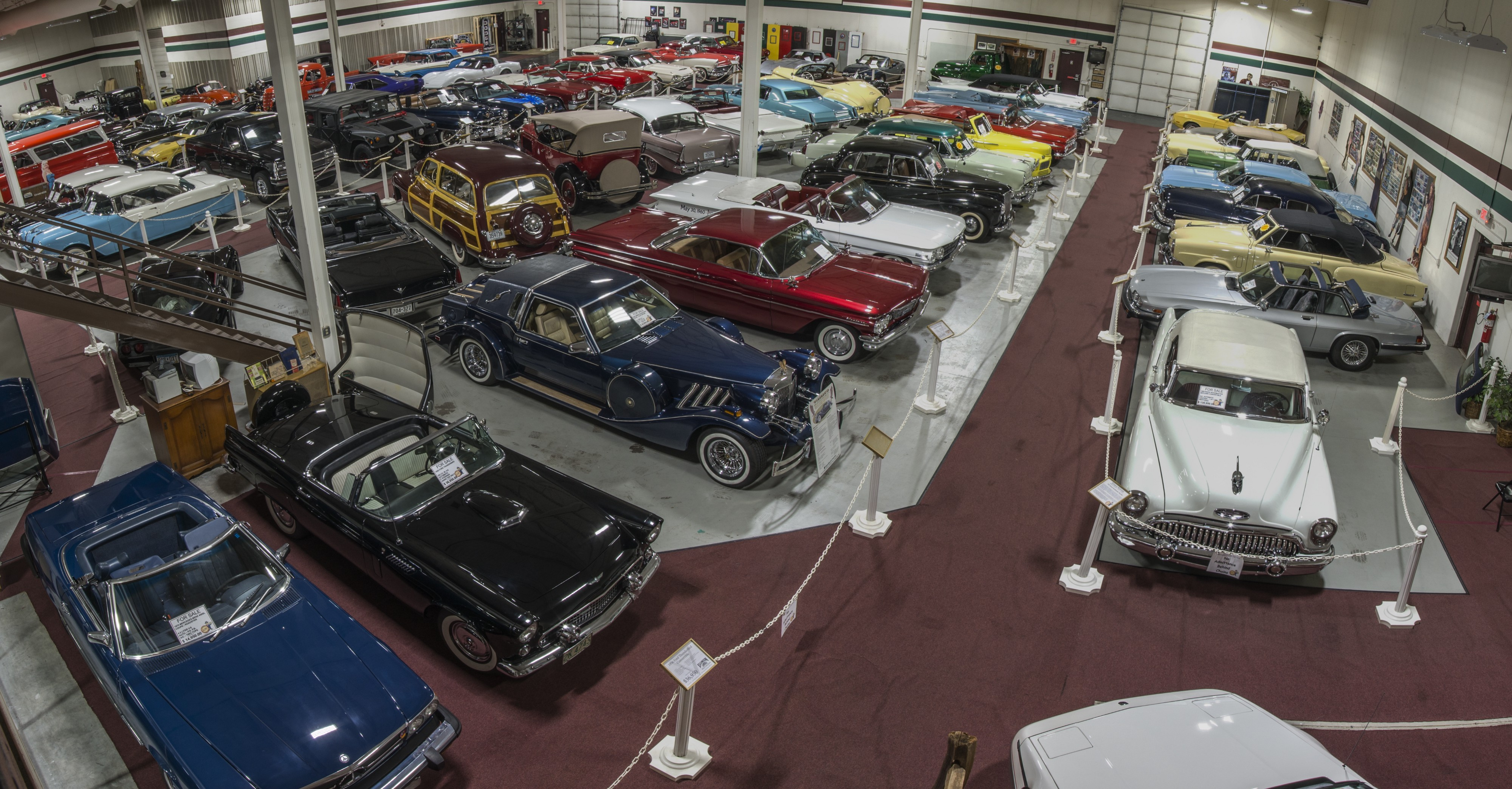 From Car Museum to Classic Car Dealer - My Classic Garage