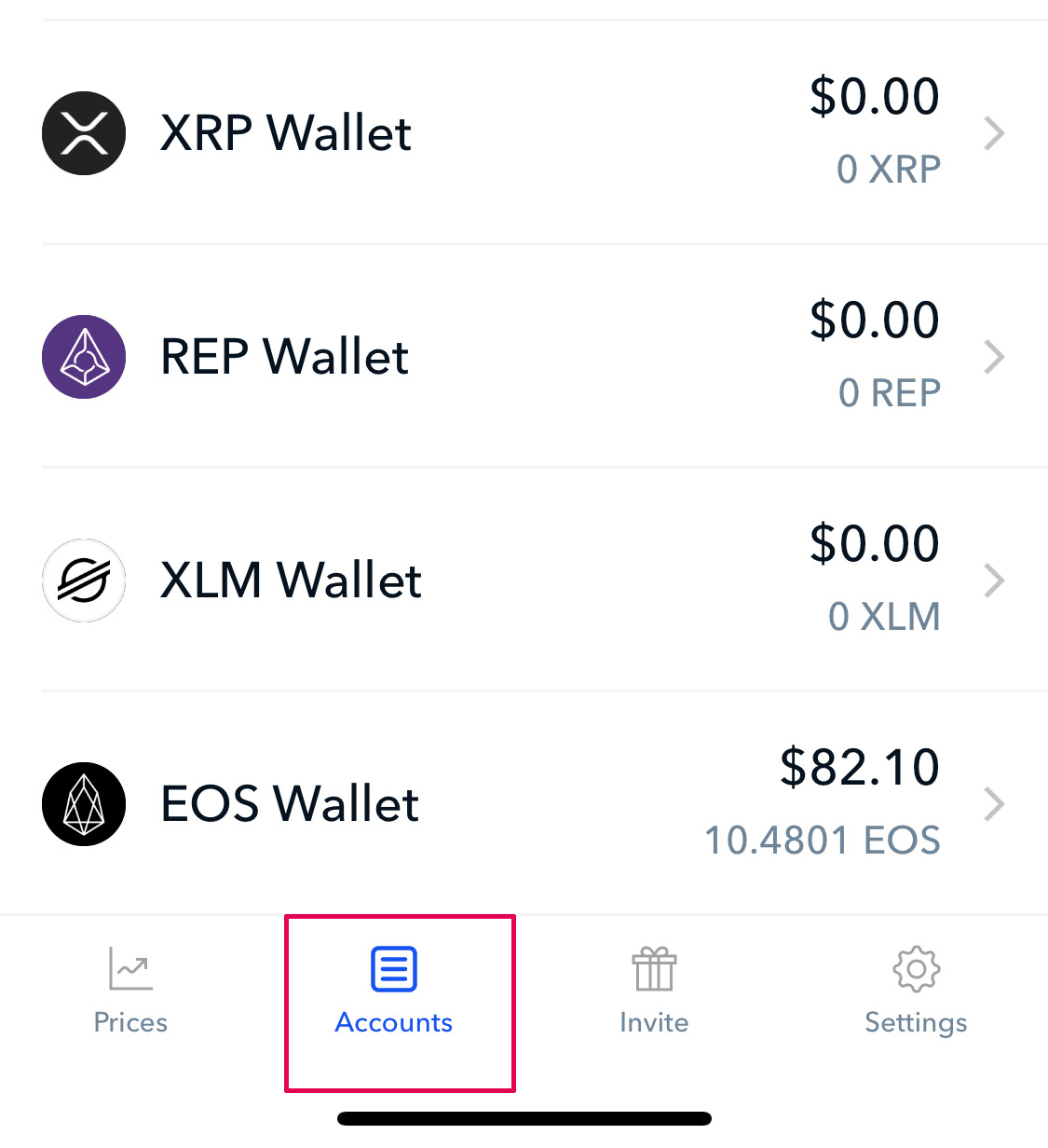 How to Transfer EOS from Coinbase to LNKO wallet - LNKODeFi