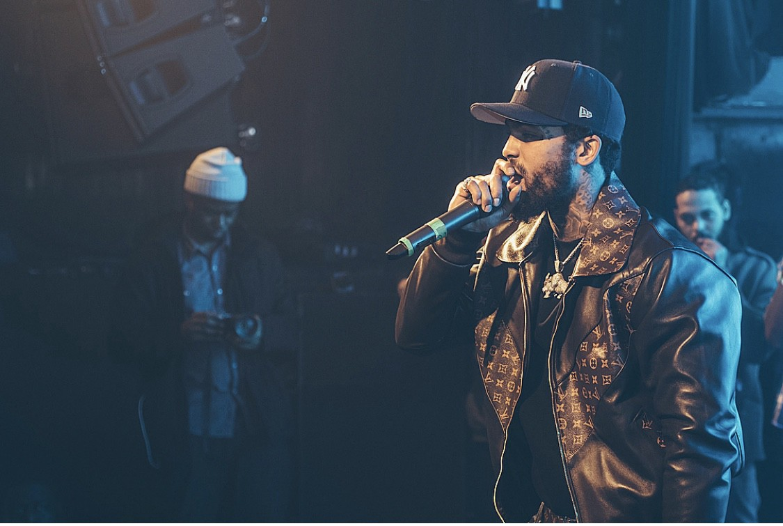 Dave East Comes Home Paranoia 2 Tour 1 16 18 By Perfect Timing Medium