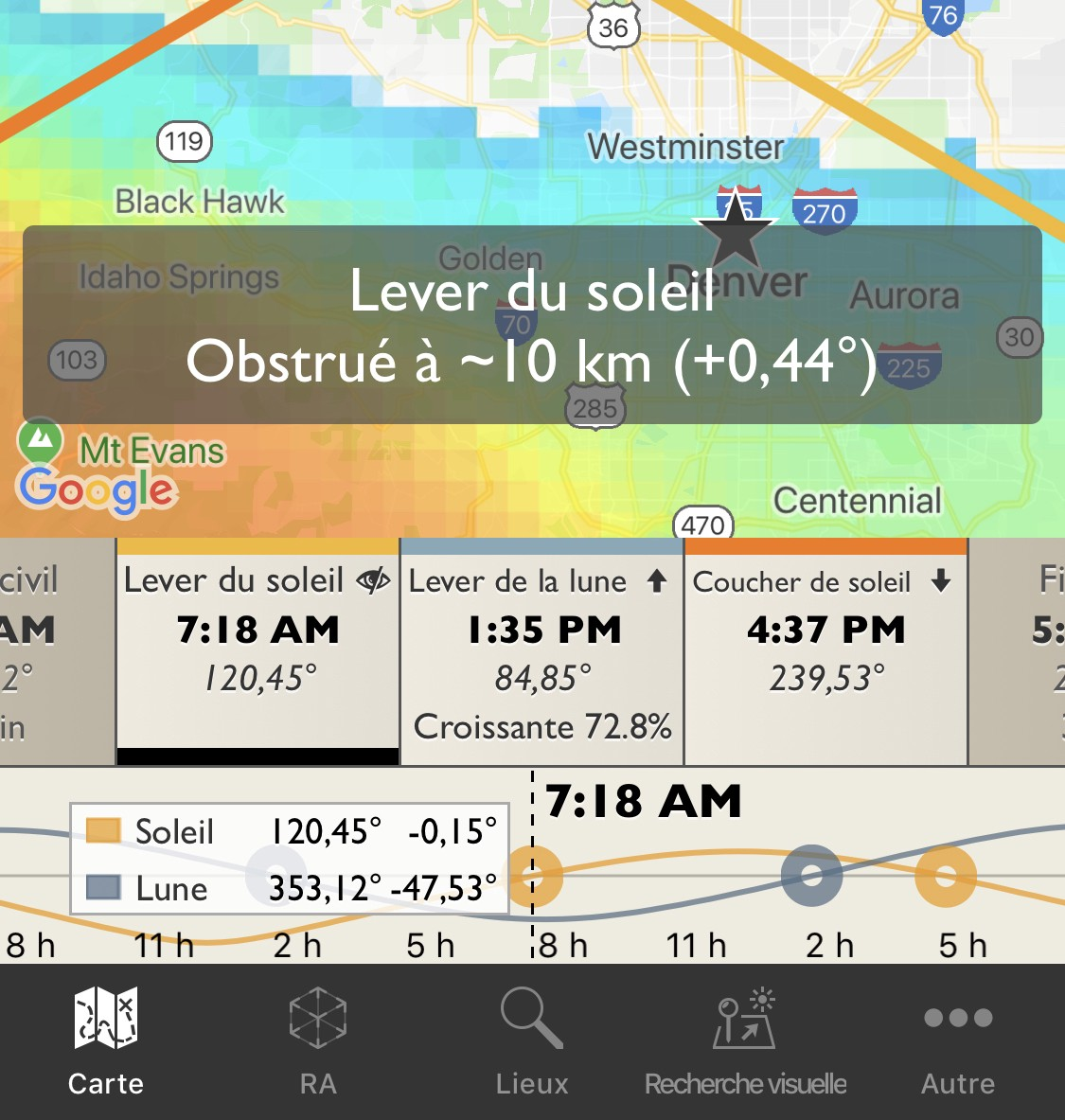 What's new in TPE 4 4 for iOS - The Photographer's Ephemeris
