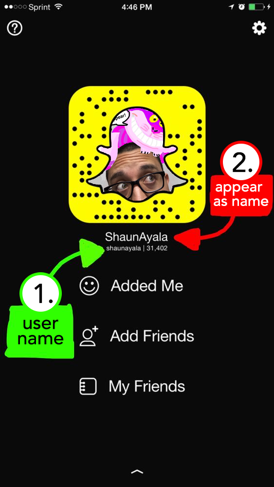 Change your Snapchat Name - All Things Snap