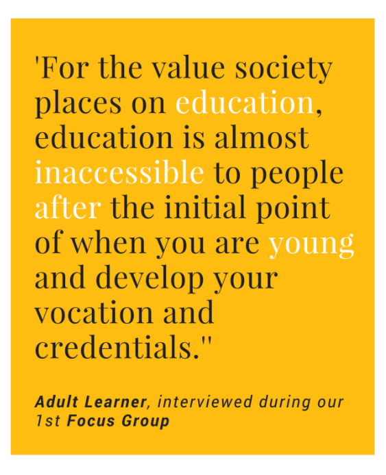 Adult education for life, not just for a living - Code for ...